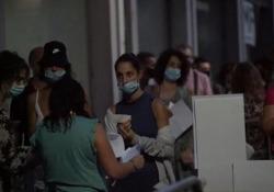 Concerto Manu Chao ad Alba: controlli anti covid all'ingresso L'evento ha voluto omaggiare tutti gli operatori sanitari impegnati nella lotta al coronavirus - Ansa