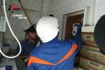 Furto di energia elettrica nel Siracusano, danni per 6 mila euro