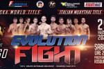 Evolution Fight, Kickboxing e Muay Thai tornano in Sicilia: 7 siciliani in gara