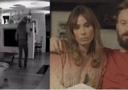 Facchinetti jr., pubblica il video del ladro in casa  Il conduttore lo ha raccontato sul suo profilo Instagram  - Corriere Tv