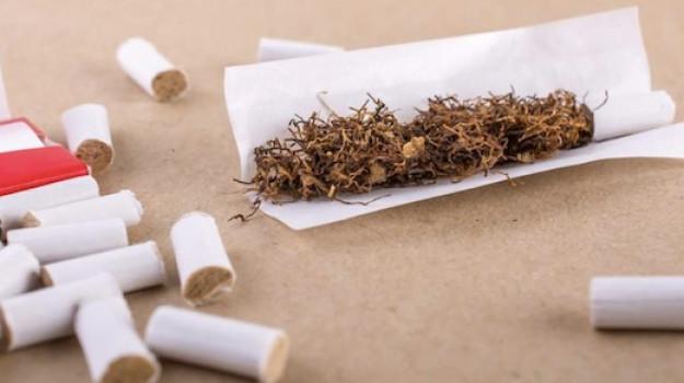 sigarette, Catania, Cronaca
