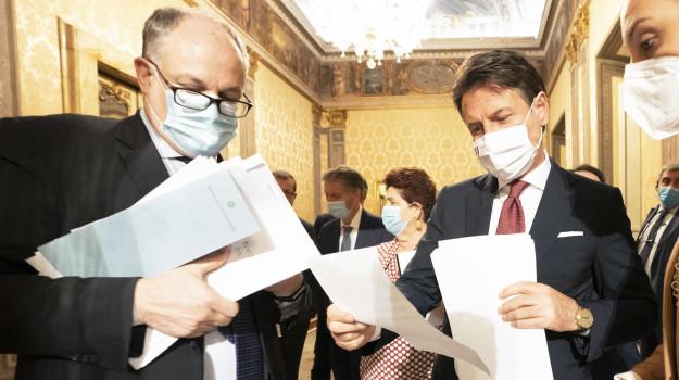 Decreto ristori, Sicilia, Politica