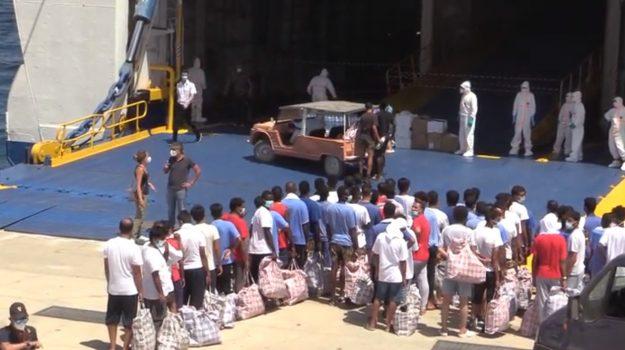 coronavirus, Lampedusa, migranti, Agrigento, Politica