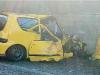 Auto si schianta contro un muro sulla Tangenziale di Messina, muore un uomo di 64 anni