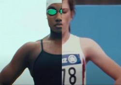 L'ultimo spot di Nike piace molto e fa boom di clic S'intitola «You can't stop sport. You can't stop us», ossia «Non puoi fermare lo sport. Non puoi fermare noi» l'ultimo spot diffuso da Nike, che tantissimi stanno condividendo online - CorriereTV
