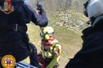 Salina, escursionista colta da un malore: il salvataggio in elisoccorso