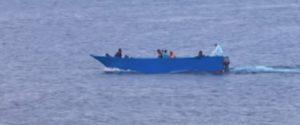 Sbarco di migranti ad Augusta, fermato un presunto scafista