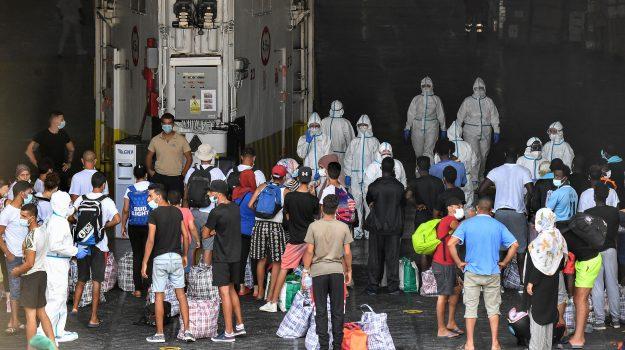 migranti, Sicilia, Cronaca