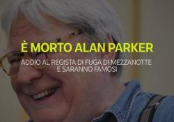 Morto Alan Parker, il regista di «Saranno famosi» e «Fuga di mezzanotte» Aveva 76 ed è deceduto dopo una lunga malattia. Tra i suoi film anche «Evita» con Madonna e «Mississippi Burning» - Ansa