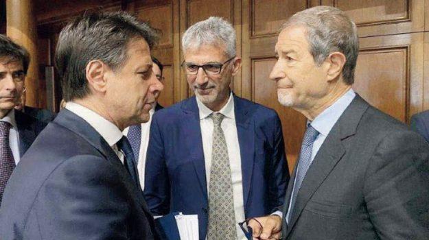 coronavirus, Giuseppe Conte, Nello Musumeci, Sicilia, Politica