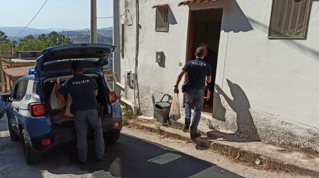 polizia, Agrigento, Cronaca