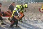 Eolie, 16enne ferito sul cratere di Vulcano: salvato in elicottero