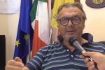 Totò Martello, sindaco di Lampedusa e Linosa