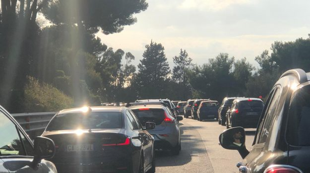 anas, autostrada, TRAFFICO, Sicilia, Cronaca