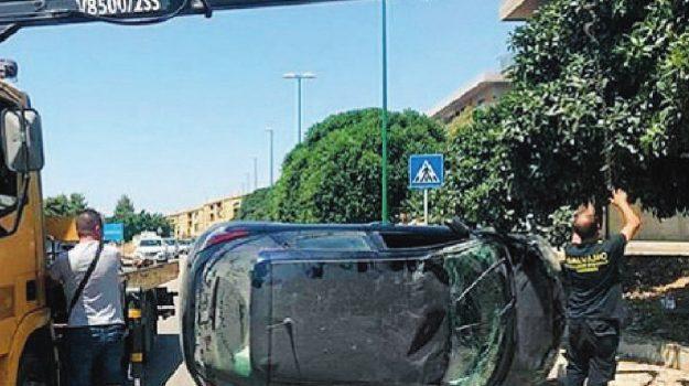 Incidenti, villaseta, Agrigento, Cronaca