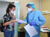 Test rapidi a Gela, da screening Covid emergono 10 positivi