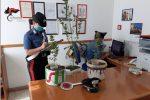 Coltivazione di cannabis a Ferla, arrestato un 27enne