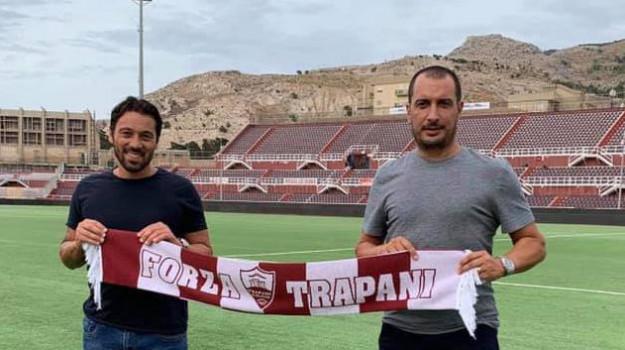 trapani calcio, Daniele Di Donato, Sandro Porchia, Trapani, Calcio