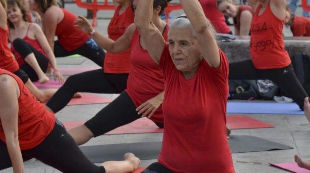 anziani, fitness, Generosa Balsano, Palermo, Società