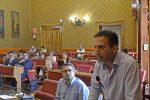 I consiglieri Mario D'Asta e Mario Chiavola