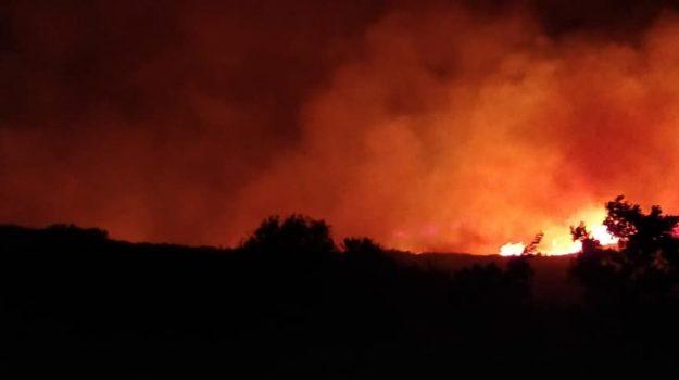 incendi, lipari, Messina, Cronaca