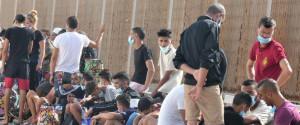 """Migranti, Musumeci: """"Ho il dovere di intervenire, nessuno potrà intimidirmi"""""""