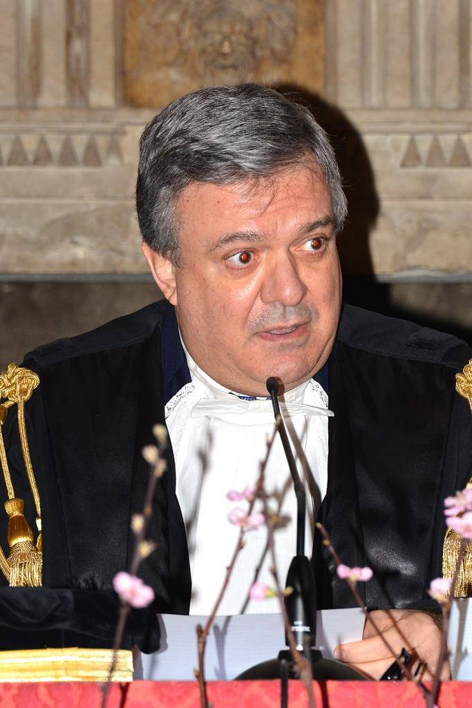 Pino Zingale nuovo procuratore generale della Corte dei ...