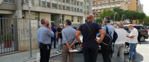 Coronavirus, caso sospetto al Comune di Palermo: evacuati gli uffici di via Ausonia