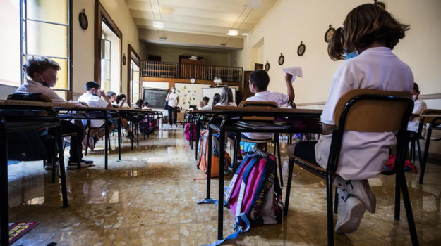 coronavirus, governo, scuola, Mario Draghi, Sicilia, Cronaca