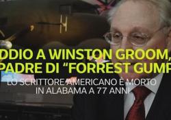 Addio a Winston Groom, il padre di «Forrest Gump» è morto in Alabama Lo scrittore americano aveva 77 anni - Ansa