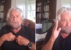 Beppe Grillo: «Internet? E' vecchia. I dati sono nostri e abbiamo il diritto di tenerli, va creato un database italiano» In un video sul suo blog in cui parla di Rete Unica, Grillo spiega: «sta cambiando tutto»  - Corriere Tv