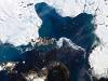I ghiacci antartici visti dallo spazio (fonte: NASA Goddard Photo and Video)