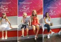 CampBus, gli auguri e le speranze dei lettori per la scuola post lockdown  - Corriere Tv