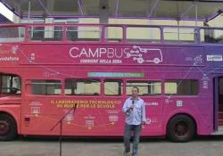 CampBus, prima tappa per il progetto del Corriere che porta il digitale nelle scuole  - AGTW