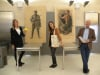 A Treviso restaurate due opere futuriste Achille Funi