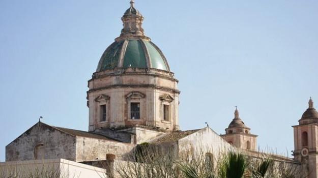 Chiesa, coronavirus, Trapani, Cronaca