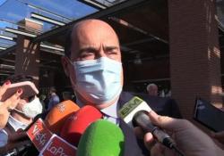 Confindustria, Zingaretti:
