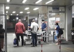 Coronavirus, riaperto il pronto soccorso dell'ospedale Cardarelli di Napoli Pazienti, giunti per altre patologie, risultati positivi al Covid-19 - Ansa