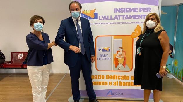 Aeroporto, Palermo, Salute