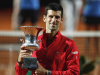 Internazionali di Roma, il trionfo di Djokovic e Halep