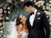 Il matrimonio di Elettra Lamborghini, spacchi e scollature per i tre abiti della sposa