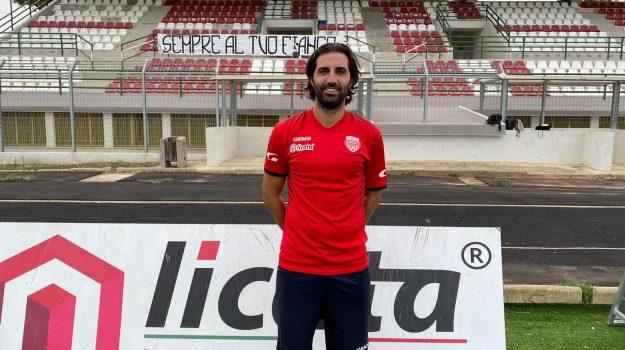 Calcio, Filippo Raimondi, Agrigento, Calcio