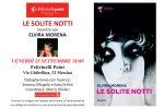 """""""Le solite notti"""", Elvira Morena presenta il suo nuovo romanzo a Messina"""