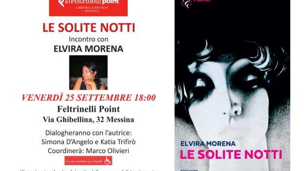 libri, Elvira Morante, Messina, Cultura