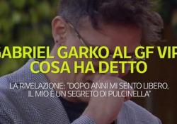 """Gabriel Garko al Grande Fratello Vip, ecco cosa ha detto La rivelazione: """"Dopo anni mi sento libero, il mio è un segreto di pulcinella"""" - Ansa"""