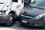 La ricostruzione dell'incidente tra l'Opel Corsa di Viviana Parisi e il furgone