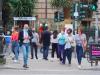 Coronavirus, in giro per Palermo senza mascherina: scattano 39 multe