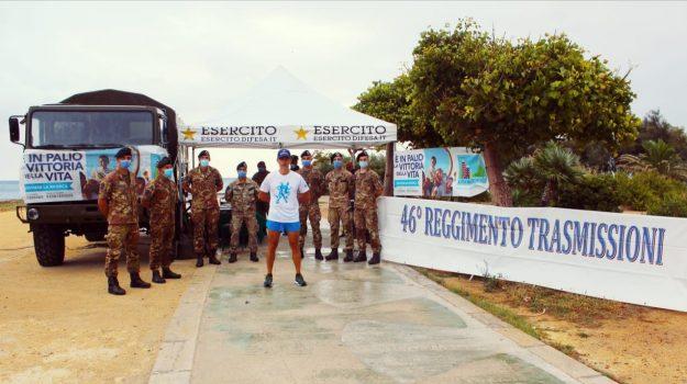 esercito, Palermo, Società