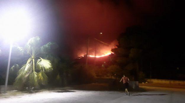 incendi, Sicilia, Cronaca