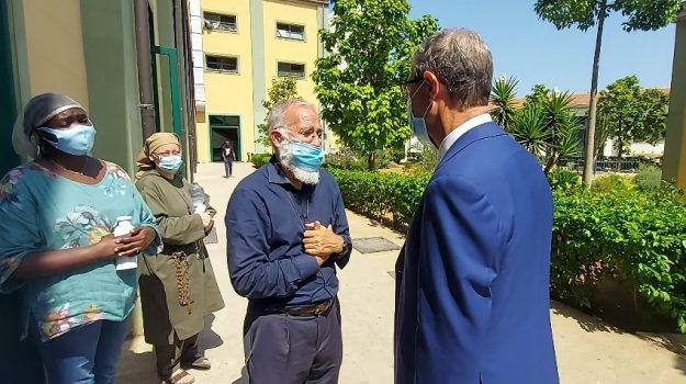 coronavirus, Biagio Conte, Palermo, Cronaca